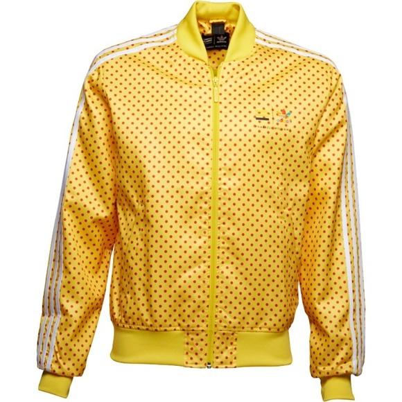 4ac487c1504 adidas Jackets & Coats | Pharrell Williams Superstar | Poshmark